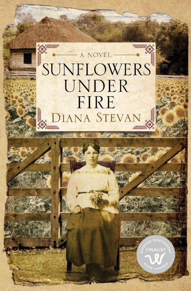 Cover of Sunflowers Under Fire