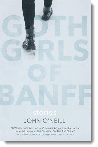 Goth Girls of Banff by John O'Neill